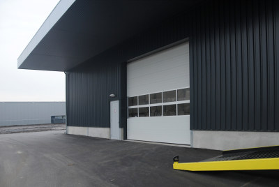 Toutes les installations somaferm for Porte metallique brico depot